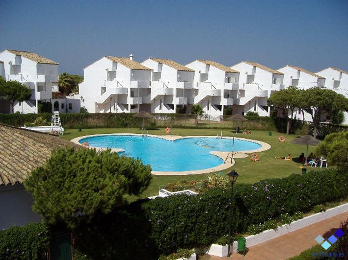 Apartamento primera planta -                                       Pueblo Marinero -                                       2 dormitorios -                                       5 ocupantes
